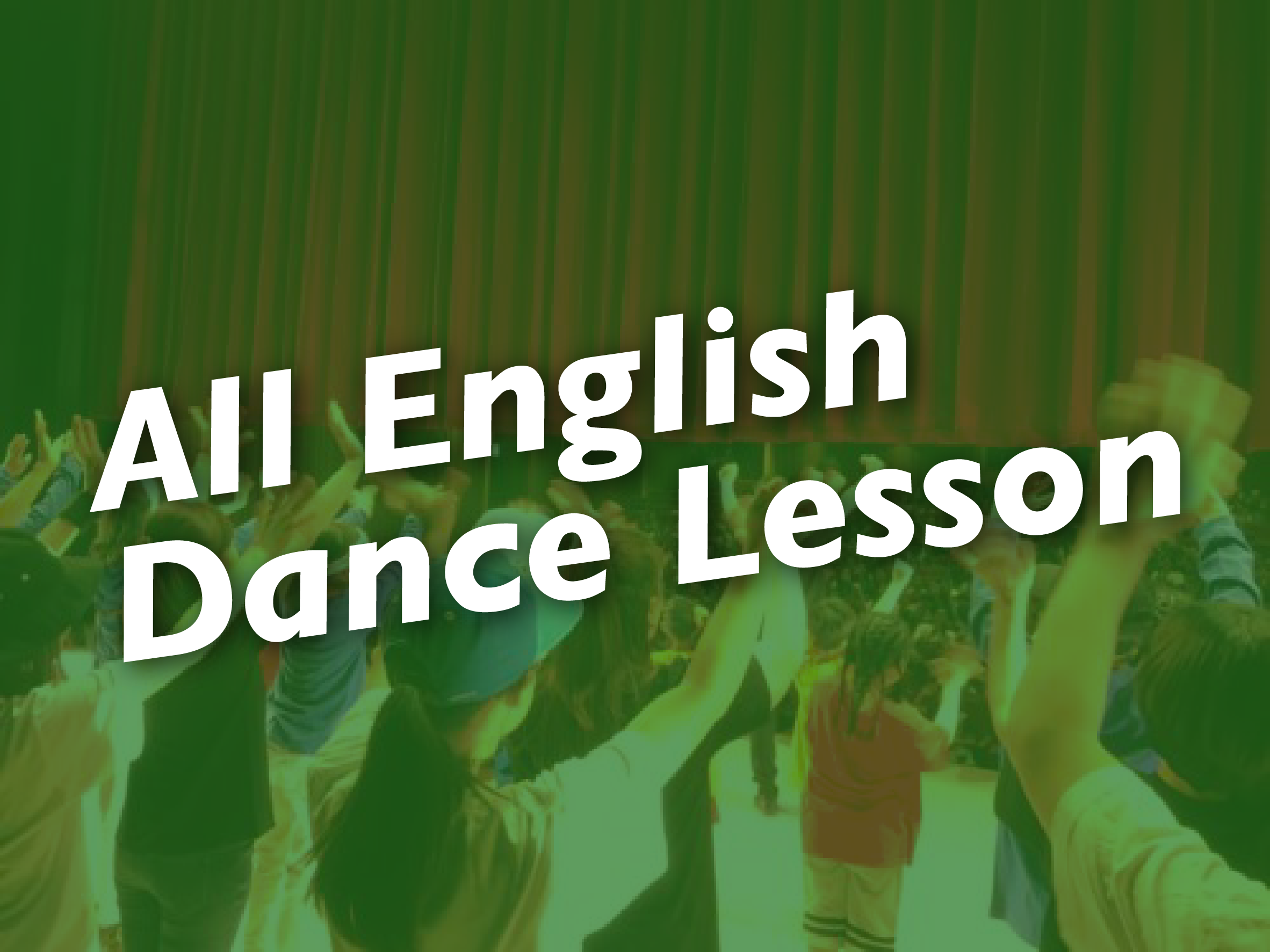 all-english-dance-lesson